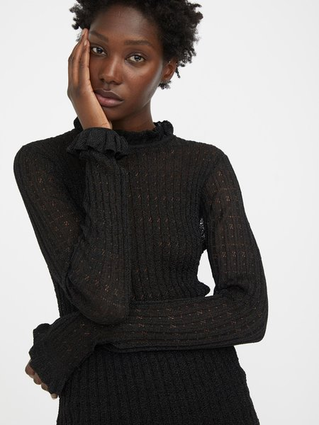By Malene Birger Alivia Sweater - Black
