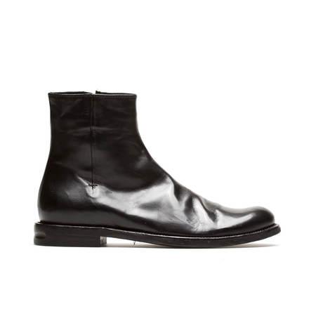 MATTIA CAPEZZANI Florence Ankle Boots - Black