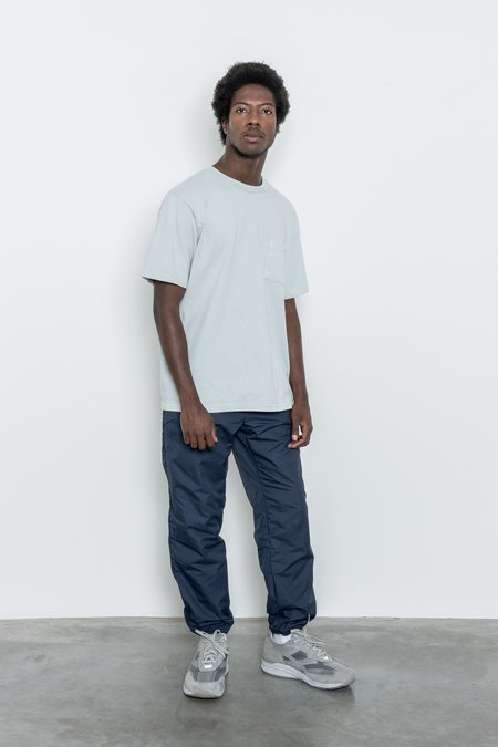 Paa Short Sleeve Pocket Tee - Ice Grey