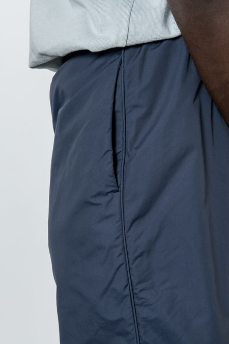 Paa Windbreaker Nylon Tussah Pant - Navy
