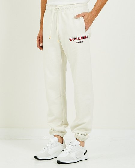 BUSCEMI ICE SWEATPANT - OFF WHITE