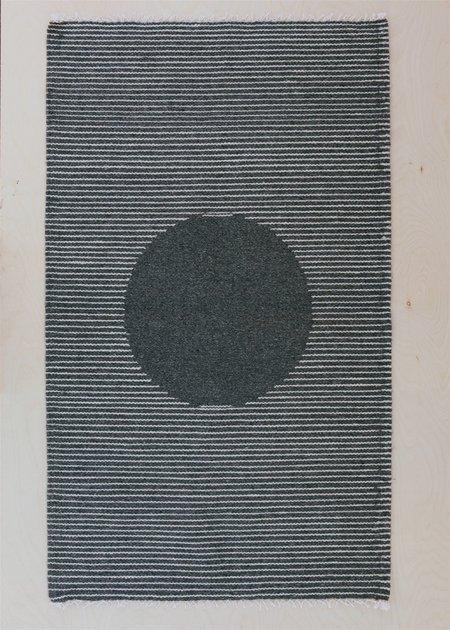 Territory Sol Rug - Charcoal