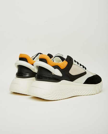BUSCEMI VELOCE RUNNER - OFF WHITE/BLACK