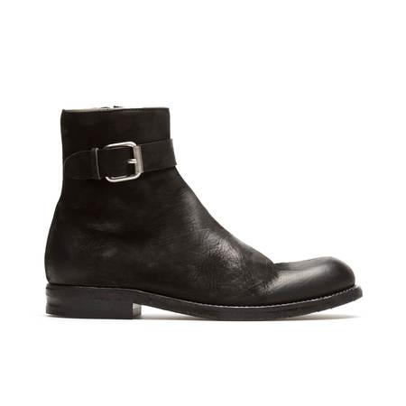 MATTIA CAPEZZANI Bandolero Ankle Boots - Black