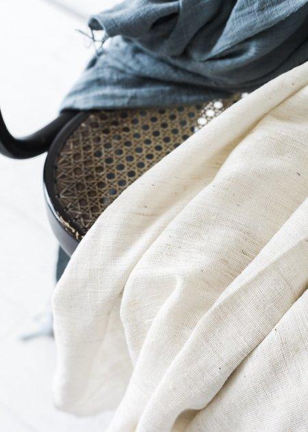 C+L Finds Ethiopian Cotton Throw