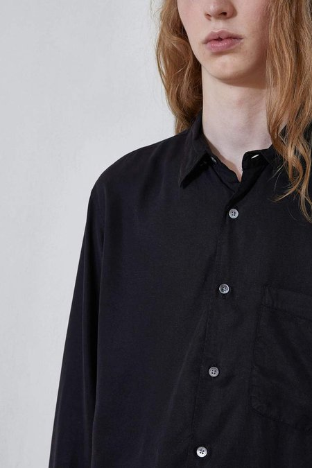L'Homme Rouge Original Tencel Shirt - Black