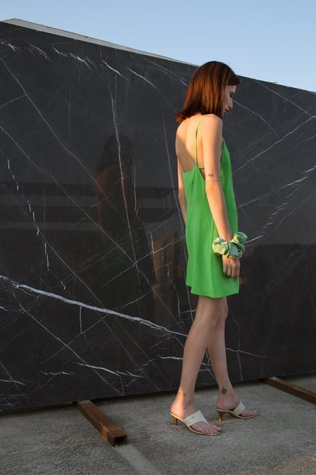 Jovana Markovic Bojana Dress - Green