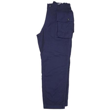 Sage de Cret M43 Type Cargo Pants - Navy