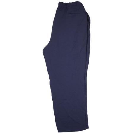 Sage de Cret Polyester Pants - Navy