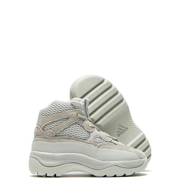 Kids adidas Originals Yeezy Desert Boot Salt