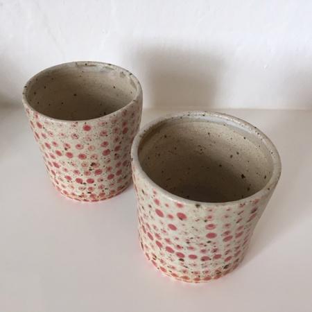 Eeli Pots Ceramics Dot Cup/Vase