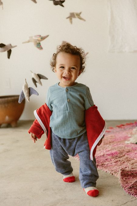 KIDS Boy+Girl SPARROW SWEATER