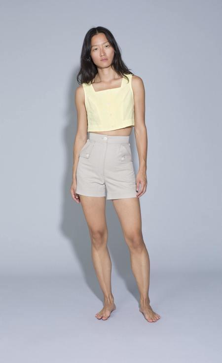 Ilana Kohn huxie shorts - oat