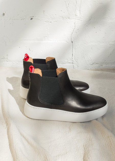 Rollie Nation Chelsea City Boots - Black