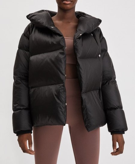 Filippa K Puffer Jacket - Black