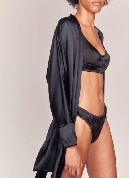 Kent Woman Zam Organic Silk Robe