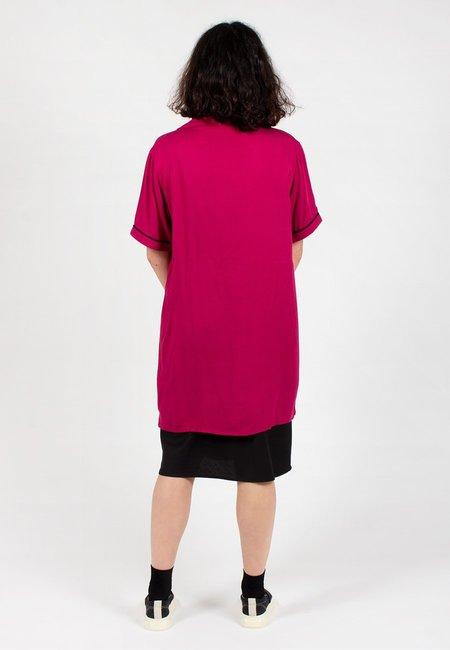 Lazy Oaf Dragon Dress - Red