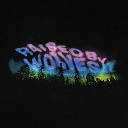 Raised by Wolves Aurora #2 T-Shirt - Black