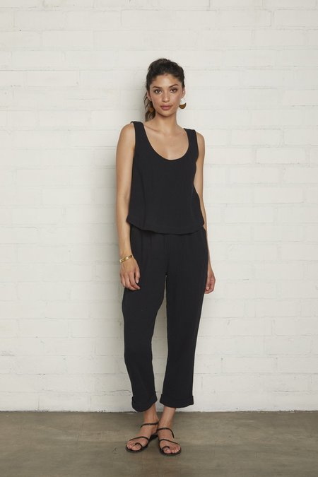 Rachel Pally Gauze Mikko Pants - Black