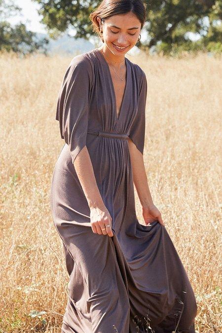 Rachel Pally Long Caftan Dress - Cocoa