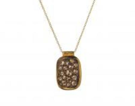 5 Octobre TONY Necklace - Gold