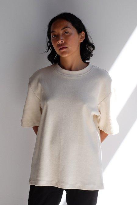 Maison Ogé 04 XL Cotton Rib Concept Top