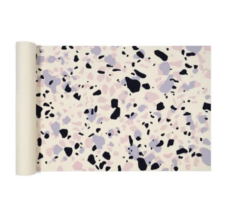 Wildmagic Terrazzo Yoga Mat - pastel