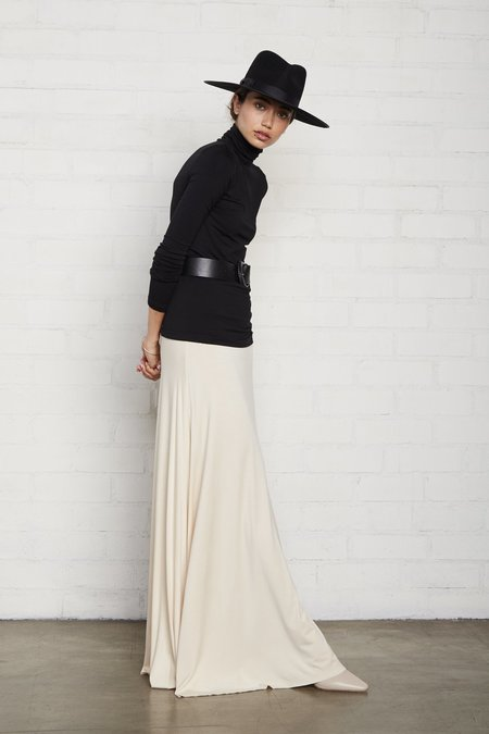 Rachel Pally Long Full Skirt - Cream