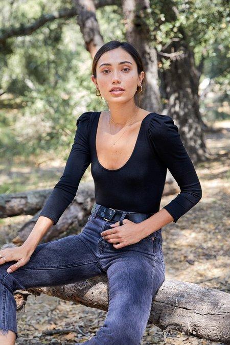 Rachel Pally Rumi Bodysuit - Black