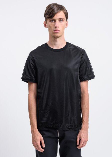 Helmut Lang Double T-Shirt - Black