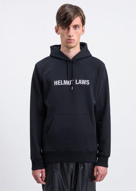 Helmut Lang Helmut Laws Hoodie - Black