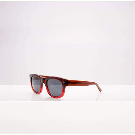 Flamingo Eyewear Ventura Glasses - Red Devil
