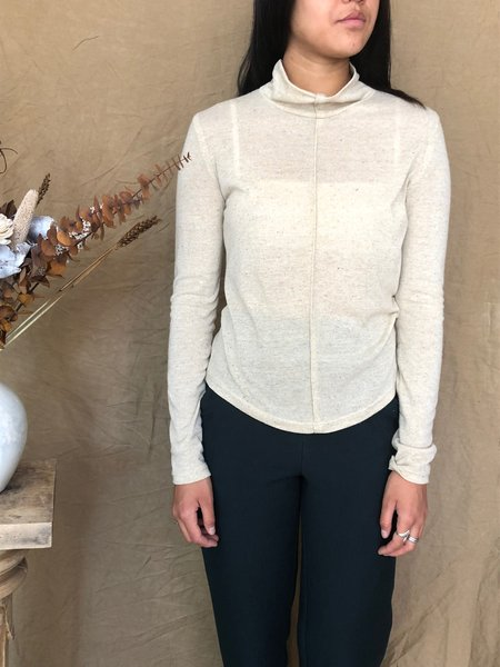 EVE GRAVEL A NEW DAY TOP - CREAM