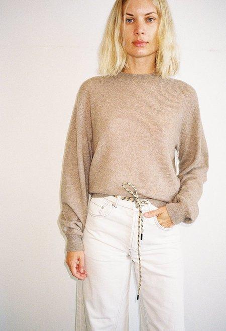 Khaite Viola Sweater - Husk