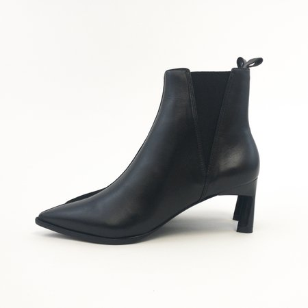 Mercedes Castillo Eletta Leather Bootie