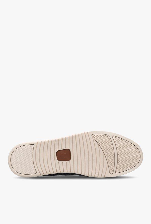Clae Strayhorn Textile Sneaker BLACK