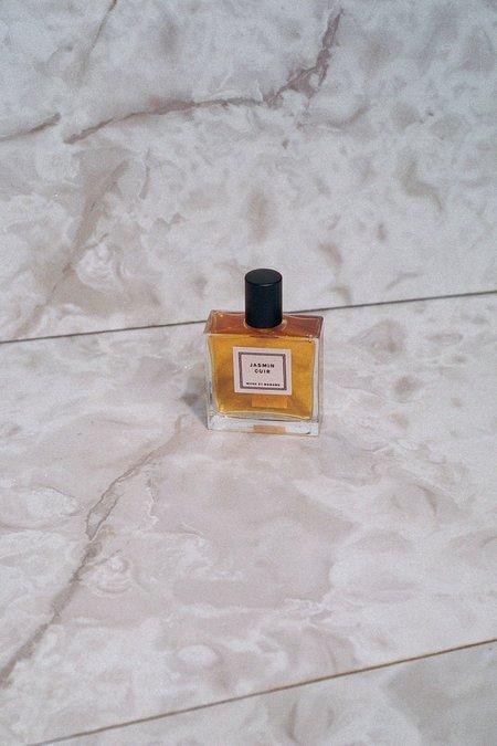 Musc et Madame Jasmin Cuir Eau de Parfum