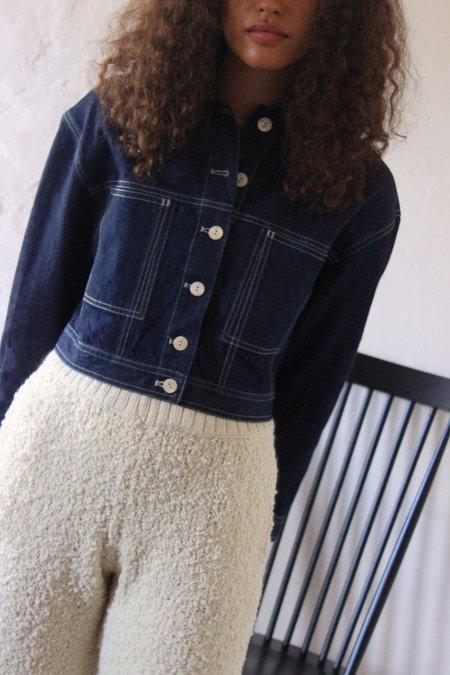 Penny Sage Dreyfus crop jacket