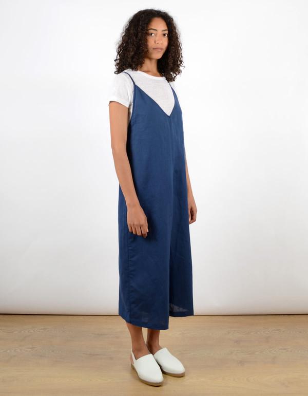 95b2734934a Ali Golden Wide-Leg Jumper Blue