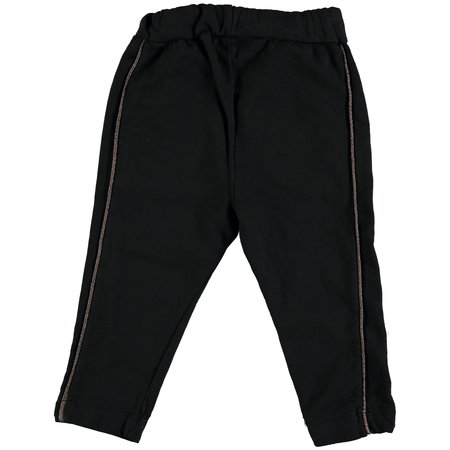 kids picnik jogging pants - black