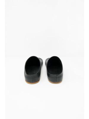 Lauren Manoogian Mono Leather Mule