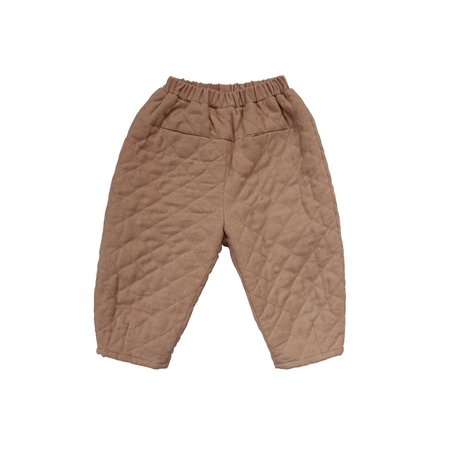 KIDS Tambere Quilted Pant - Light Plum