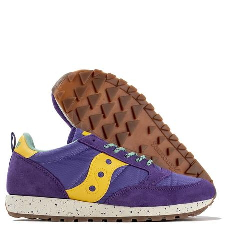 Saucony Jazz Original - Climbing Purple/Yellow