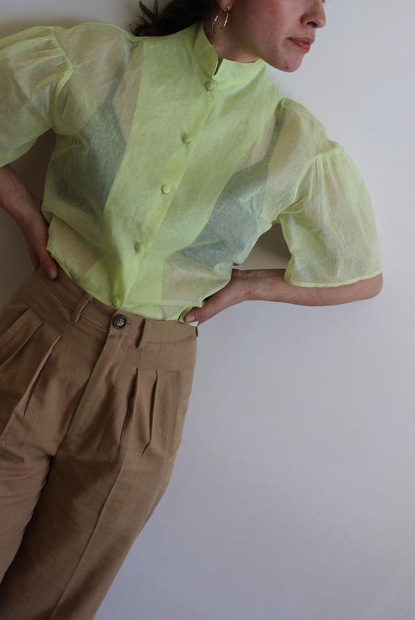 Hannah Kristina Metz jane blouse