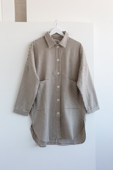 Rita Row Check Shirt
