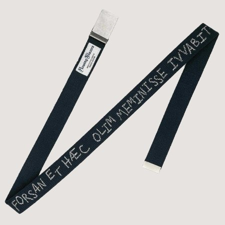 Rowing Blazers Boat Strap Belt - Navy