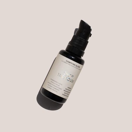 Cult of Treehouse Campfire Glow Serum