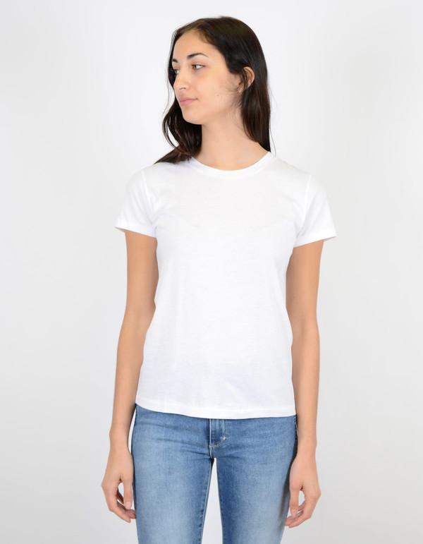 Filippa K Cotton Tee White