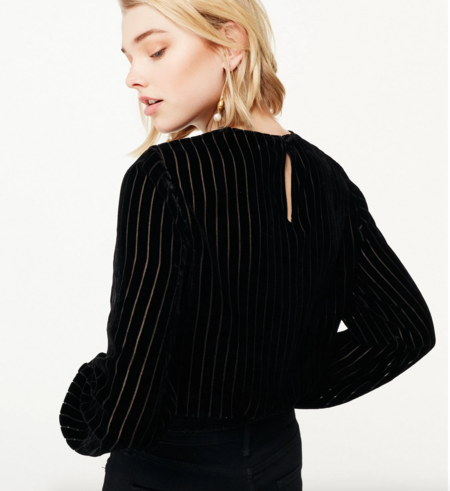 CAMI NYC The Robyn Top - Black