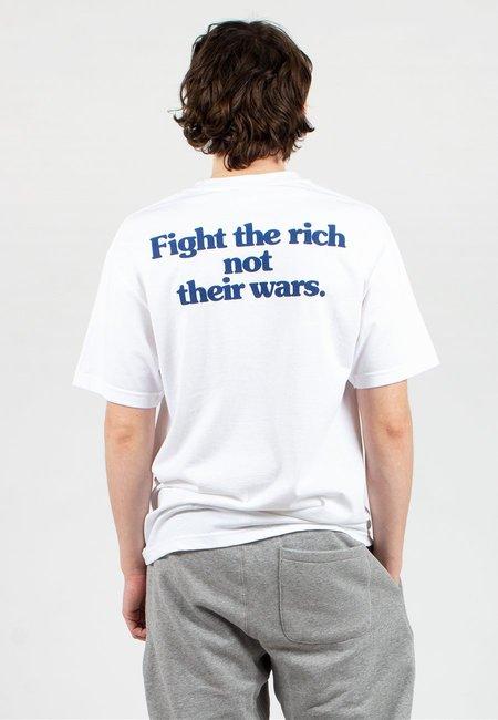 FUCT No Government T-Shirt - white